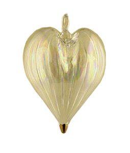 Heart Christmas Ornaments - CS353