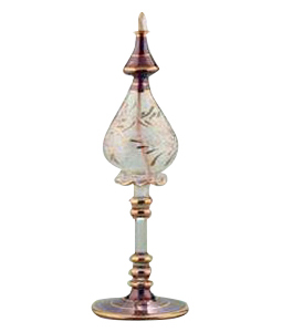 Glass Oil Lamp - OL205