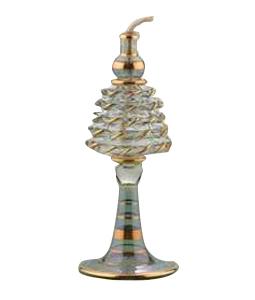 Handmade Glass Oil Lamp - OL207