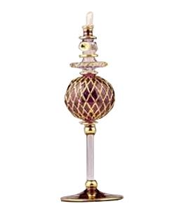 Handmade Glass Oil Lamp - OL210