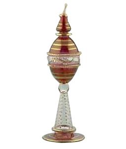 Glass Oil Lamp - OL213
