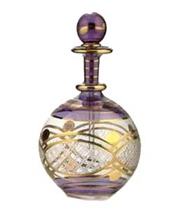 Egyptian Glass Perfume Bottles